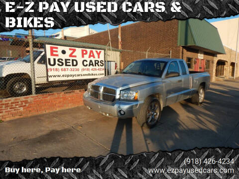 2005 Dodge Dakota for sale at E-Z Pay Used Cars - E-Z Pay Cars & Bikes in McAlester OK