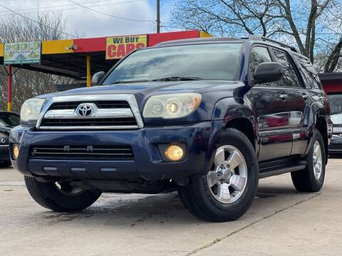 2008 Toyota 4Runner for sale at Cash Car Outlet in Mckinney TX