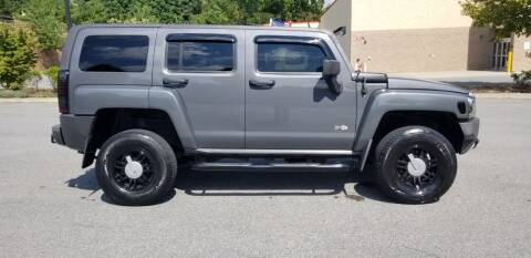 2008 HUMMER H3 for sale at Lehigh Valley Autoplex, Inc. in Bethlehem PA