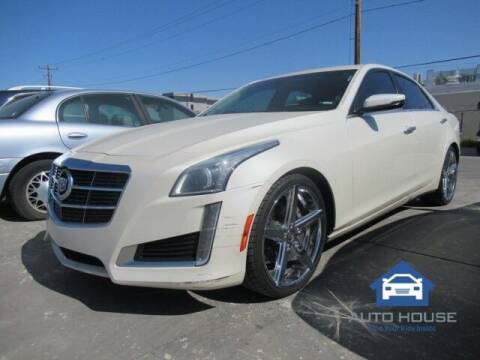 2014 Cadillac CTS for sale at AUTO HOUSE TEMPE in Tempe AZ