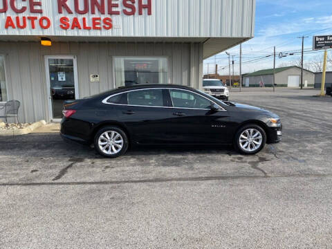 2019 Chevrolet Malibu for sale at Bruce Kunesh Auto Sales Inc in Defiance OH