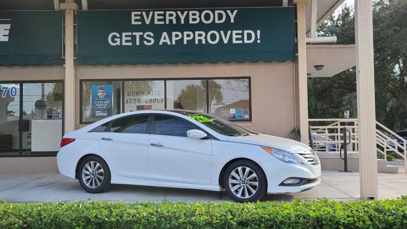 2014 Hyundai Sonata for sale at Dunn-Rite Auto Group in Longwood FL