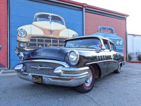 1955 Buick Roadmaster for sale at California Automobile Museum in Sacramento CA
