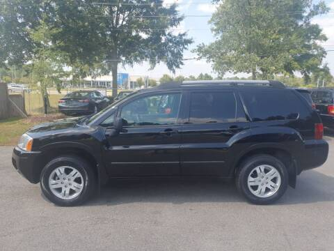 2005 Mitsubishi Endeavor for sale at Econo Auto Sales Inc in Raleigh NC