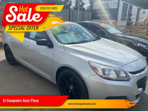 2016 Chevrolet Malibu Limited for sale at El Compadre Auto Plaza in Modesto CA