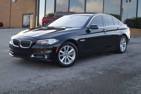 2015 BMW 5 Series for sale at Next Ride Motors in Nashville TN