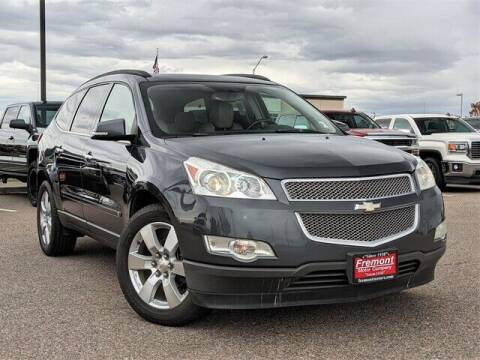 2009 Chevrolet Traverse for sale at Rocky Mountain Commercial Trucks in Casper WY