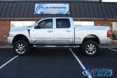 2011 Chevrolet Silverado 1500 for sale at Platinum Auto World in Fredericksburg VA