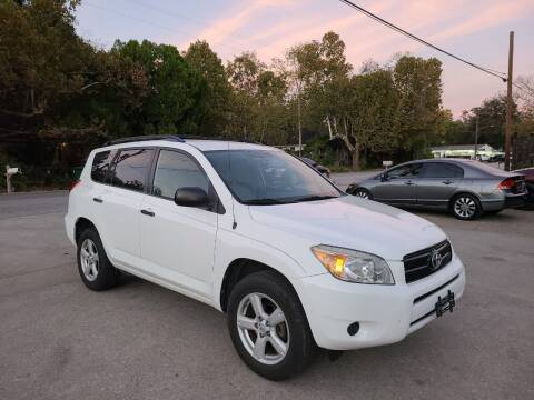 2008 Toyota RAV4 for sale at G&J Car Sales in Houston TX