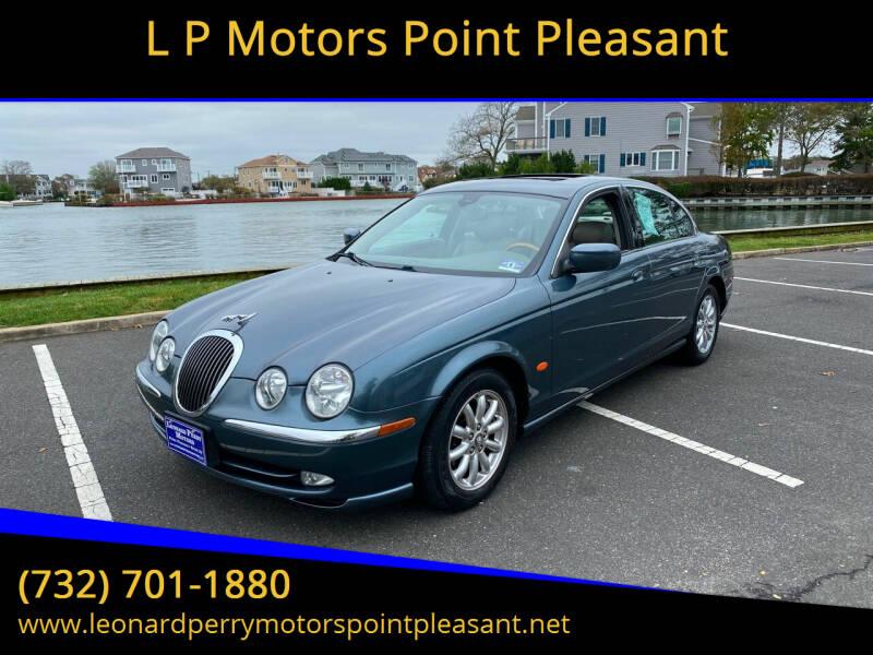 2001 Jaguar S-Type for sale at L P Motors Point Pleasant in Point Pleasant NJ