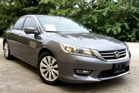 2013 Honda Accord for sale at CU Carfinders in Norcross GA