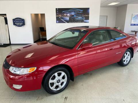 2001 Toyota Camry Solara for sale at Used Car Outlet in Bloomington IL