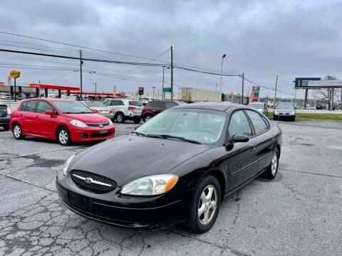 2002 Ford Taurus for sale at AZ AUTO in Carlisle PA