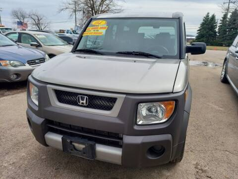 2004 Honda Element for sale at Car Connection in Yorkville IL