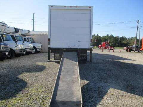 2008 SUPREME 24' DRY VAN for sale at DEBARY TRUCK SALES in Sanford FL