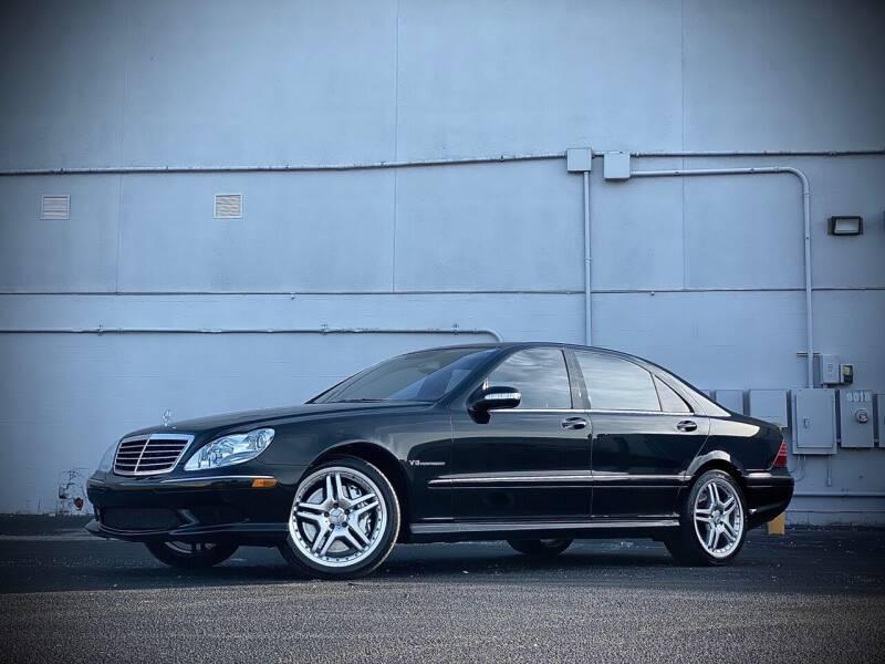 2006 Mercedes-Benz S-Class for sale at FALCON AUTO BROKERS LLC in Orlando FL