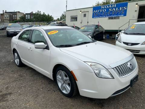 2010 Mercury Milan for sale at Noah Auto Sales in Philadelphia PA