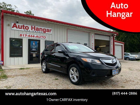2014 Acura RDX for sale at Auto Hangar in Azle TX