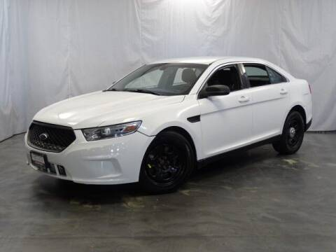 2014 Ford Taurus for sale at United Auto Exchange in Addison IL