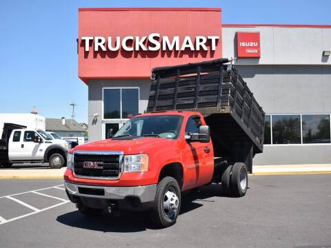 2011 GMC Sierra 3500HD CC for sale at Trucksmart Isuzu in Morrisville PA