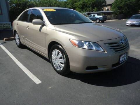 2009 Toyota Camry for sale at Auto Solution in San Antonio TX