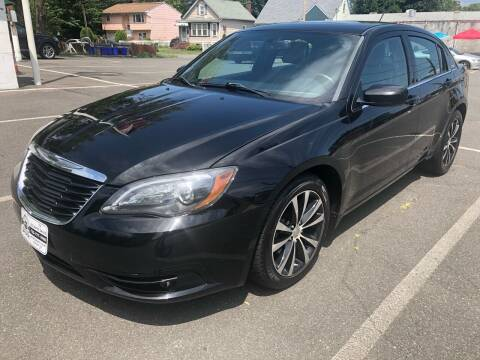 2011 Chrysler 200 for sale at EZ Auto Sales , Inc in Edison NJ