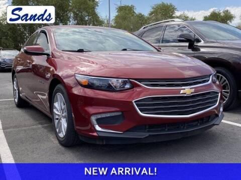 2017 Chevrolet Malibu for sale at Sands Chevrolet in Surprise AZ