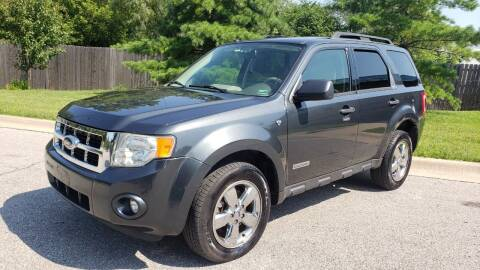 2008 Ford Escape for sale at Nationwide Auto in Merriam KS