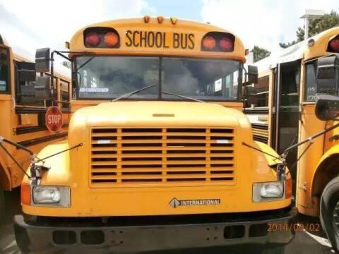 2002 International Blue Bird for sale at Interstate Bus Sales Inc. in Wallisville TX