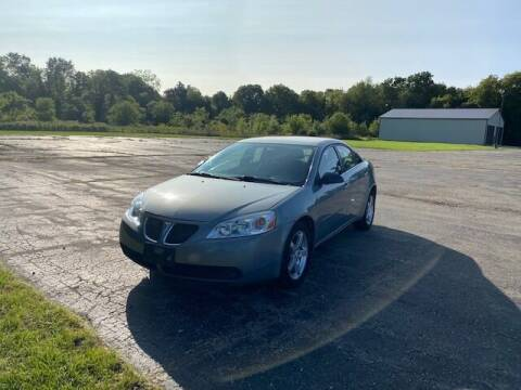 2007 Pontiac G6 for sale at Caruzin Motors in Flint MI