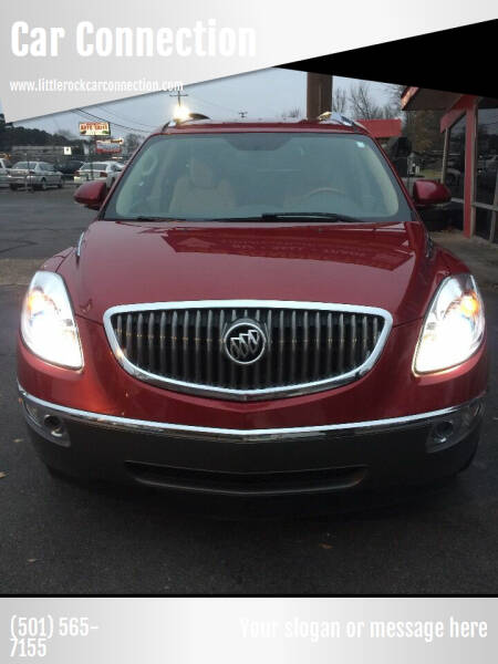 2012 Buick Enclave for sale at Car Connection in Little Rock AR
