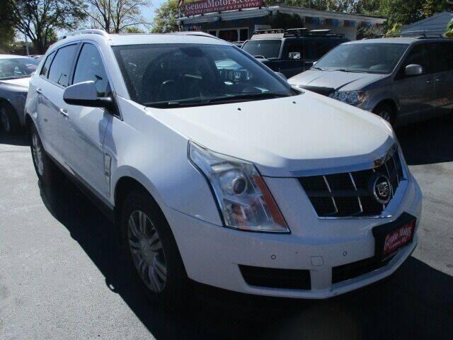 2012 Cadillac SRX for sale at GENOA MOTORS INC in Genoa IL