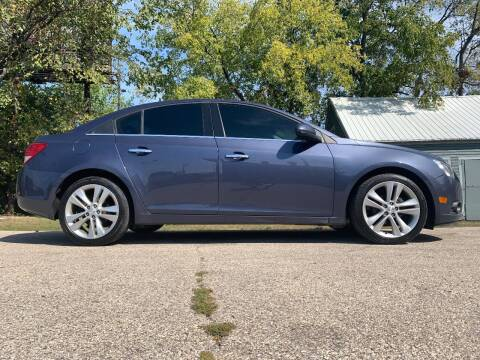 2014 Chevrolet Cruze for sale at SMART DOLLAR AUTO in Milwaukee WI
