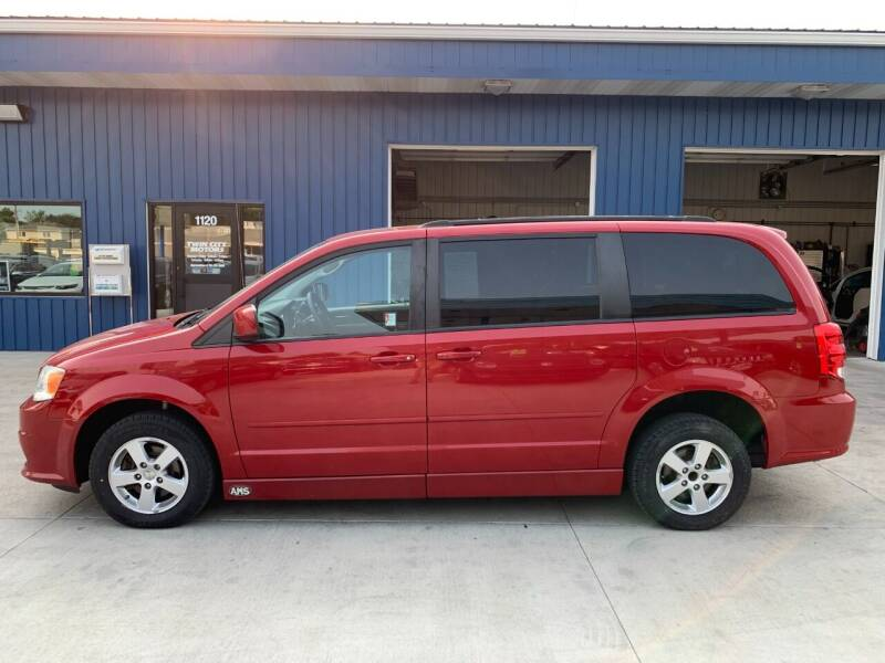 2012 Dodge Grand Caravan for sale at Twin City Motors in Grand Forks ND