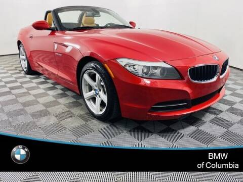 2013 BMW Z4 for sale at Preowned of Columbia in Columbia MO