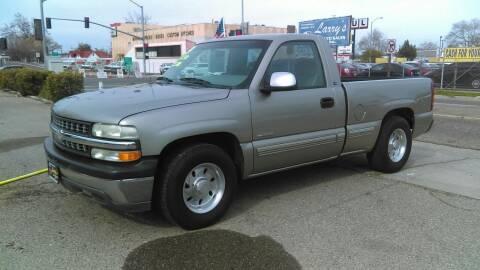 1999 Chevrolet Silverado 1500 for sale at Larry's Auto Sales Inc. in Fresno CA