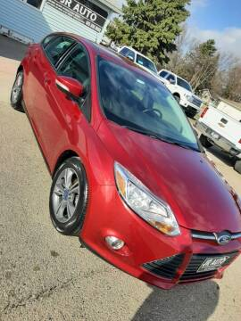 2014 Ford Focus for sale at JR Auto in Brookings SD