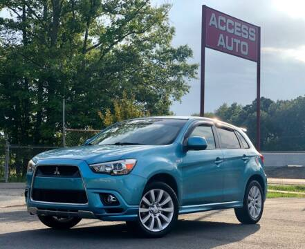 2011 Mitsubishi Outlander Sport for sale at Access Auto in Cabot AR