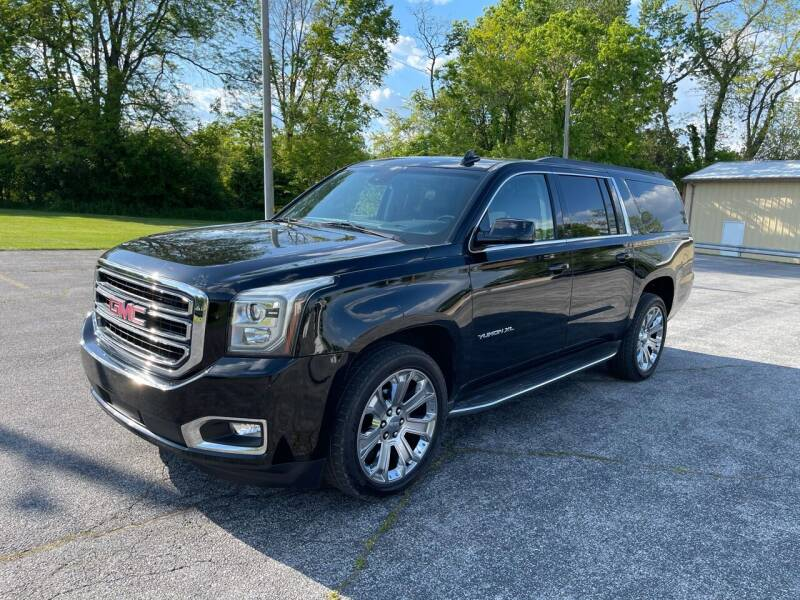 2015 GMC Yukon XL for sale at Jackie's Car Shop in Emigsville PA