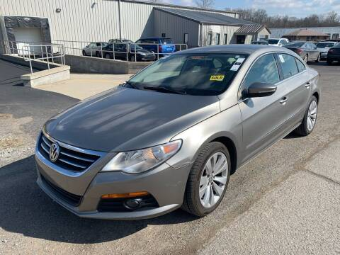 2010 Volkswagen CC for sale at Trocci's Auto Sales in West Pittsburg PA