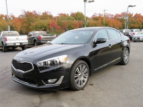 2016 Kia Cadenza for sale at Low Cost Cars North in Whitehall OH