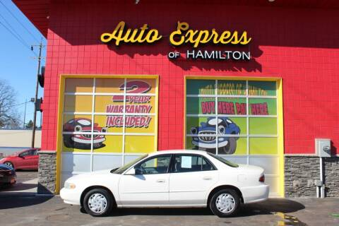 2005 Buick Century for sale at AUTO EXPRESS OF HAMILTON LLC in Hamilton OH