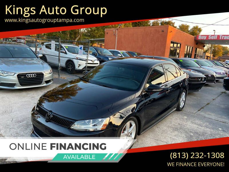 2014 Volkswagen Jetta for sale at Kings Auto Group in Tampa FL