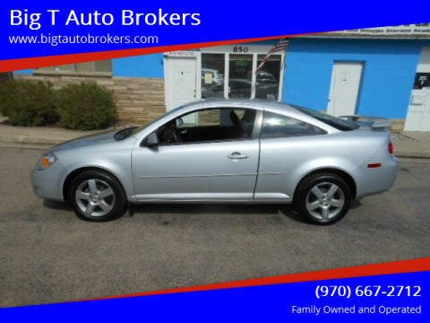 2010 Chevrolet Cobalt for sale at Big T Auto Brokers in Loveland CO