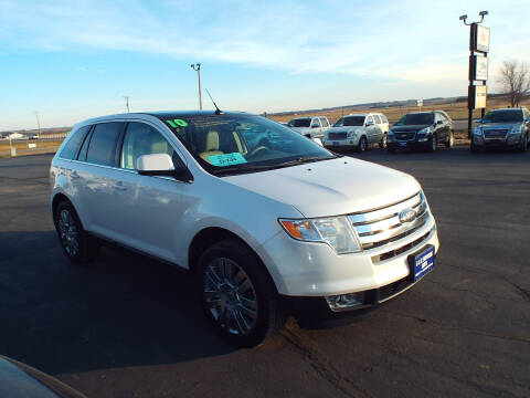 2010 Ford Edge for sale at G & K Supreme in Canton SD