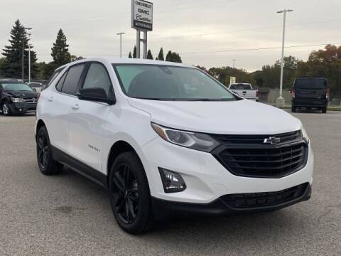 2020 Chevrolet Equinox for sale at Betten Baker Preowned Center in Twin Lake MI