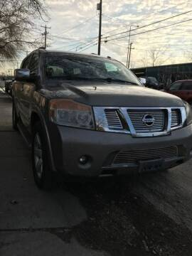2008 Nissan Armada for sale at Carzready in San Antonio TX