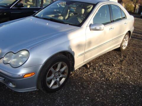 2007 Mercedes-Benz C-Class for sale at Branch Avenue Auto Auction in Clinton MD