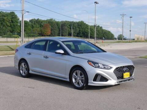 2018 Hyundai Sonata for sale at Park Place Motor Cars in Rochester MN