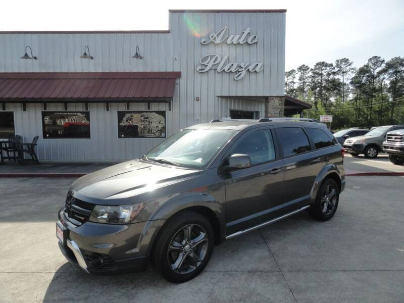 2015 Dodge Journey for sale at Grantz Auto Plaza LLC in Lumberton TX